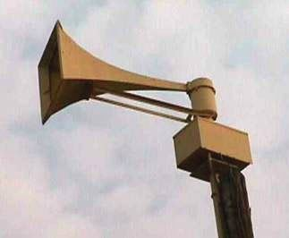 Outdoor Emergency Siren