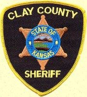 Seal of Clay County Sheriff