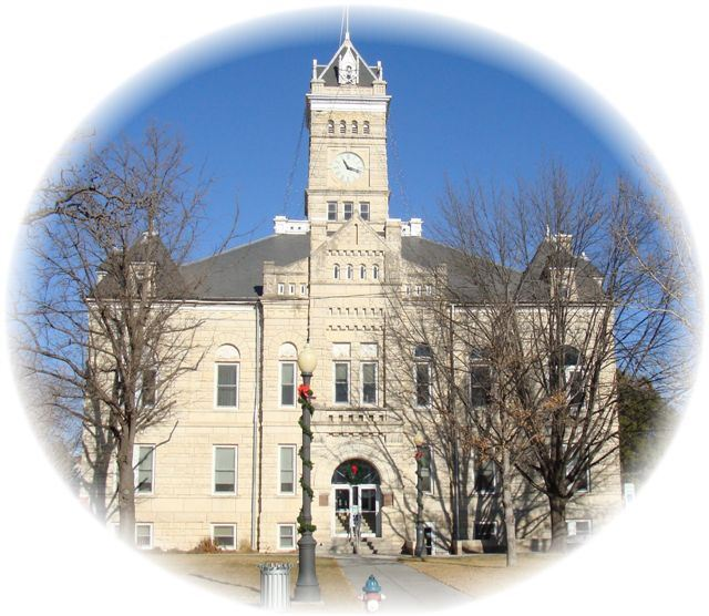 Courthouse of Clay County